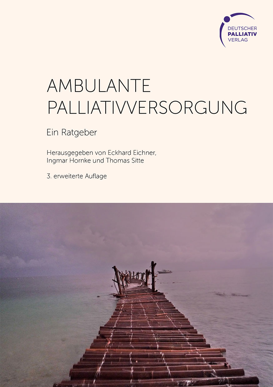 Buch Ambulante Palliativversorgung, Deutscher Palliativverlag